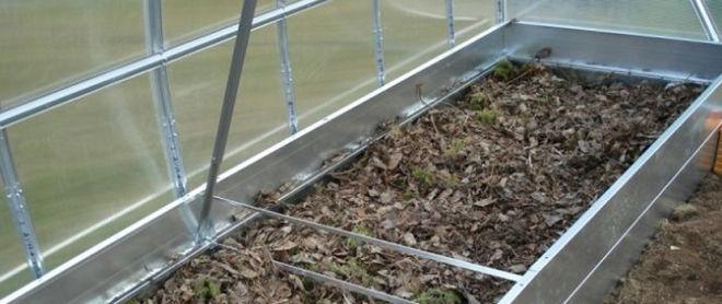 Как сделать ограждения для грядок из поликарбоната — инструкция