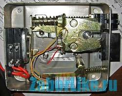 Электромеханические замки для калиток
