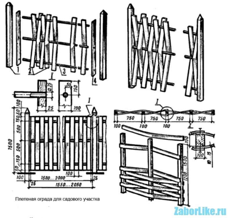 shema-pletenij-zabor